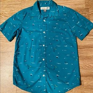Old navy  Button-Front Shirt